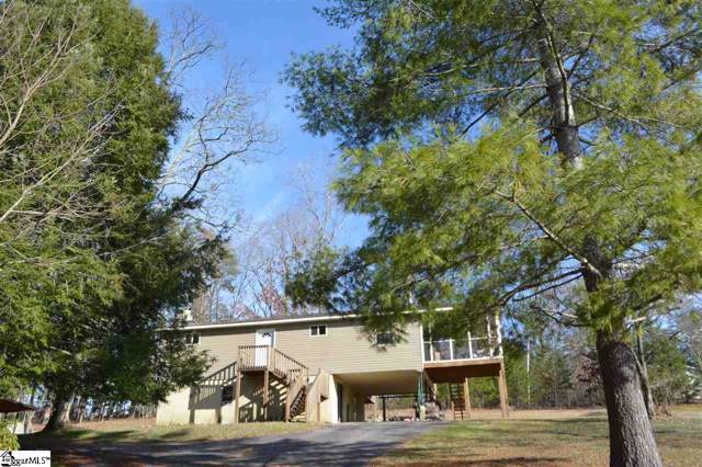 411 Big Rock Lake Road, Pickens, SC 29671 (#1409907) :: The Haro Group of Keller Williams