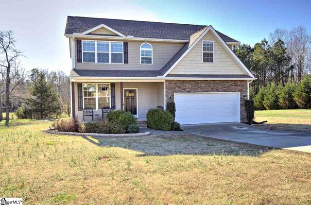 221 Saddlebrook Avenue Lot 35, Pickens, SC 29671 (MLS #1409910) :: Resource Realty Group