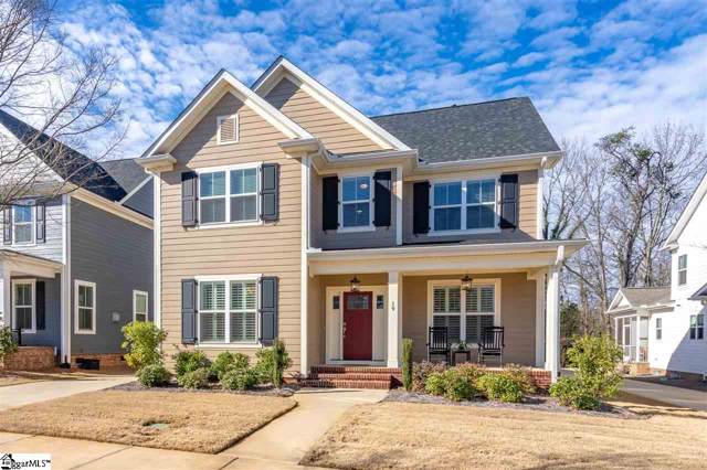 19 Highcroft Court, Greenville, SC 29607 (#1409923) :: RE/MAX RESULTS
