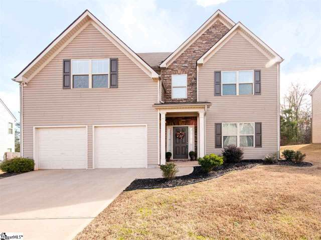 404 Jones Peak Drive, Simpsonville, SC 29681 (#1409938) :: Hamilton & Co. of Keller Williams Greenville Upstate