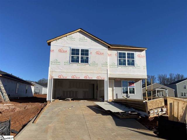 422 Reflection Drive, Anderson, SC 29625 (#1409943) :: Coldwell Banker Caine