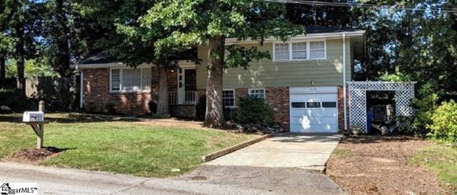 808 Pine Creek Drive, Greenville, SC 29605 (#1409949) :: Mossy Oak Properties Land and Luxury