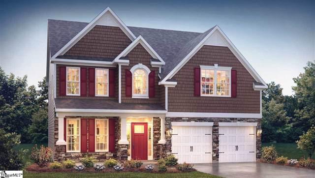 Pelham Glen Way Lot 6, Greer, SC 29651 (#1409978) :: Hamilton & Co. of Keller Williams Greenville Upstate