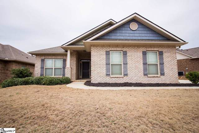 421 Airdale Lane, Simpsonville, SC 29680 (#1409979) :: Connie Rice and Partners