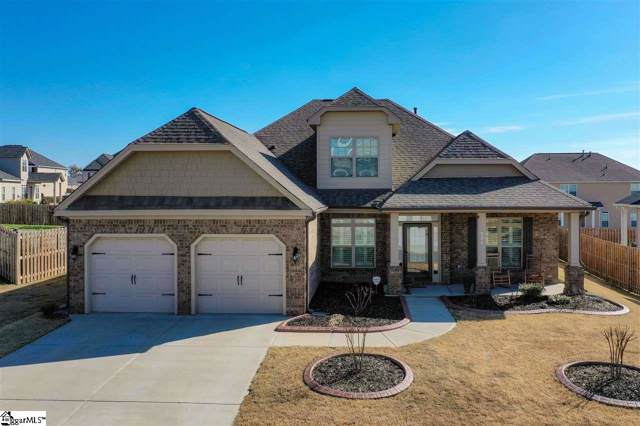 321 Stoneleigh Road, Simpsonville, SC 29681 (MLS #1409993) :: Prime Realty