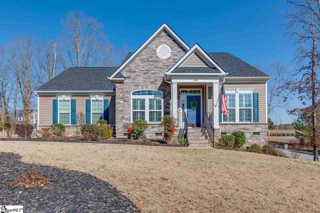 100 Wilshire Drive, Easley, SC 29642 (#1410008) :: Hamilton & Co. of Keller Williams Greenville Upstate
