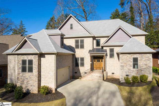 17 English Ivy Lane, Greenville, SC 29609 (#1410011) :: J. Michael Manley Team