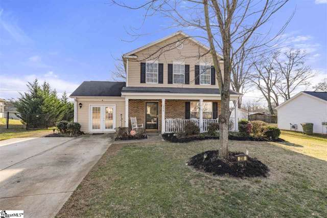 238 E Corley Lane, Spartanburg, SC 29303 (#1410020) :: Connie Rice and Partners