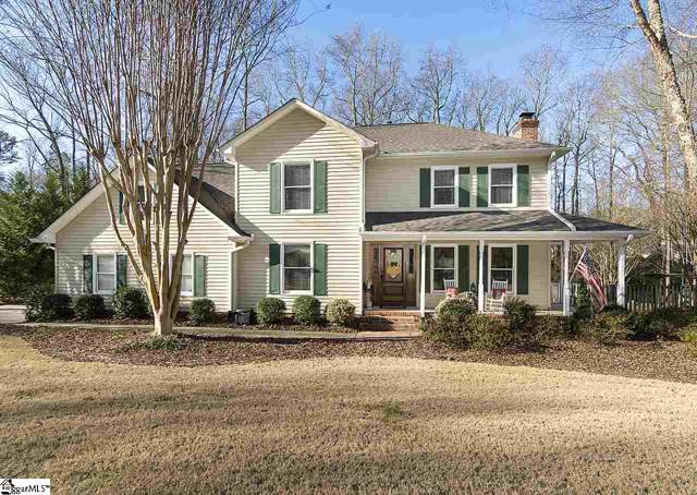 509 Wagon Trail, Simpsonville, SC 29681 (#1410021) :: Hamilton & Co. of Keller Williams Greenville Upstate
