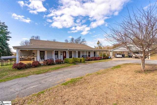 690 Thompson Chapel Road, Spartanburg, SC 29307 (#1410028) :: J. Michael Manley Team