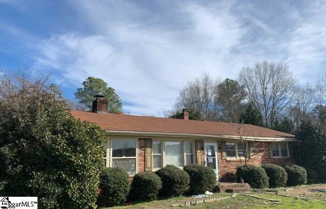 383 Old Airport Road, Laurens, SC 29360 (#1410052) :: Hamilton & Co. of Keller Williams Greenville Upstate