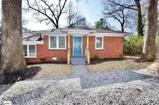 34 Bagwell Circle Unit A, Greenville, SC 29605 (MLS #1410059) :: Prime Realty