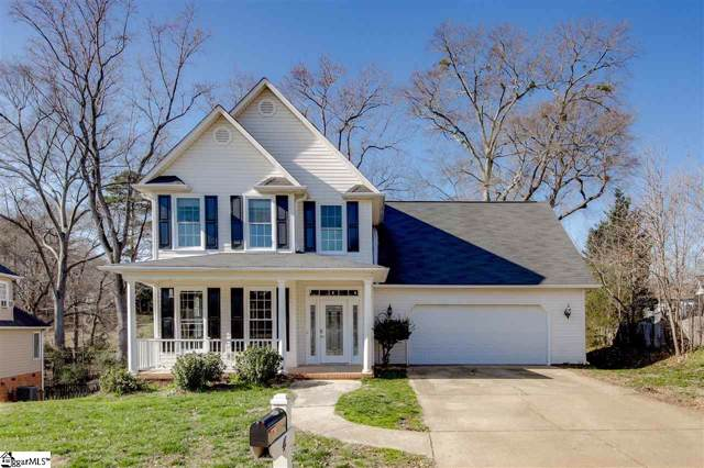 4 Yardley Court, Simpsonville, SC 29681 (#1410119) :: Hamilton & Co. of Keller Williams Greenville Upstate