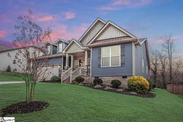 105 Mountain Slope Court, Travelers Rest, SC 29690 (#1410128) :: Hamilton & Co. of Keller Williams Greenville Upstate
