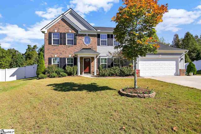 360 Kelsey Glen Lane, Simpsonville, SC 28681 (#1410144) :: Connie Rice and Partners