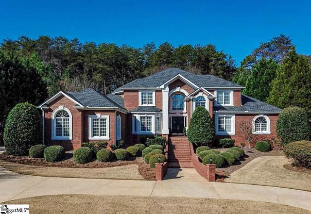340 Hidden Creek Circle, Spartanburg, SC 29306 (#1410162) :: Hamilton & Co. of Keller Williams Greenville Upstate