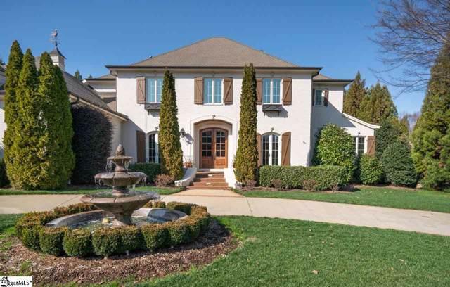 6 Summerhall Glen Lane, Simpsonville, SC 29681 (#1410177) :: Hamilton & Co. of Keller Williams Greenville Upstate