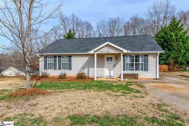 540 Country Gardens Drive, Fountain Inn, SC 29644 (#1410247) :: Coldwell Banker Caine