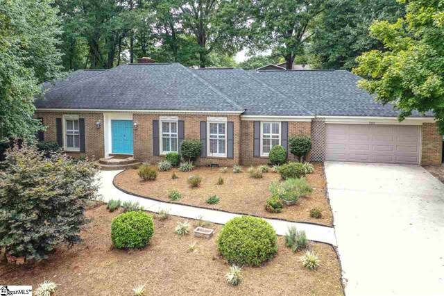 202 Poinsettia Drive, Simpsonville, SC 29681 (#1410273) :: Coldwell Banker Caine