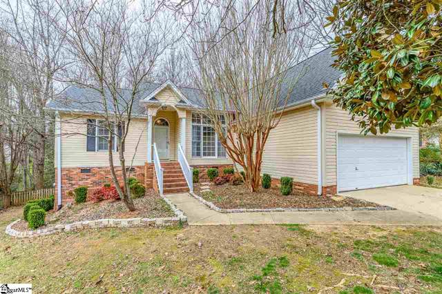 300 Fieldgate Court, Mauldin, SC 29662 (#1410275) :: Connie Rice and Partners