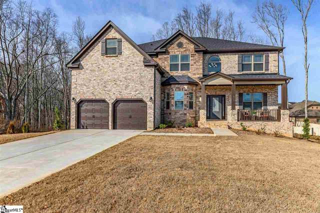918 Willhaven Place, Simpsonville, SC 29681 (#1410276) :: Coldwell Banker Caine