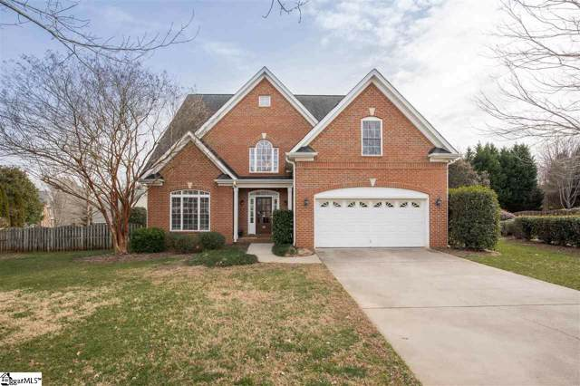 16 Garden Corners Court, Simpsonville, SC 29681 (#1410281) :: Connie Rice and Partners
