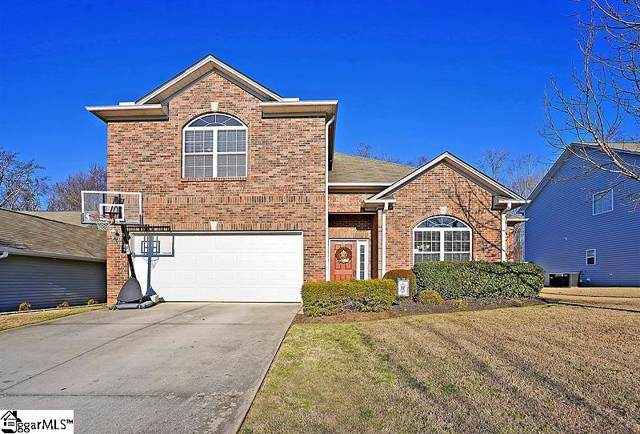12 Slow Creek Drive, Simpsonville, SC 29681 (#1410301) :: The Robby Brady Team