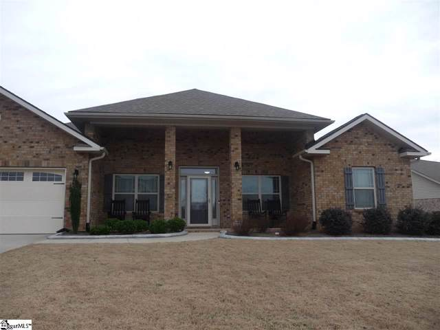 31 Sampit Drive, Simpsonville, SC 29681 (#1410315) :: Hamilton & Co. of Keller Williams Greenville Upstate