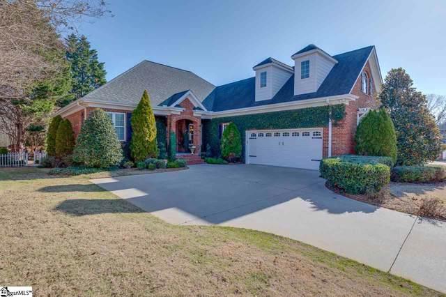 101 Bouchillion Drive, Greenville, SC 29615 (#1410332) :: Hamilton & Co. of Keller Williams Greenville Upstate