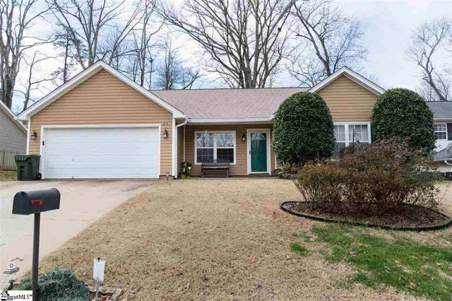21 Dill Creek Court, Greer, SC 29650 (#1410333) :: The Toates Team