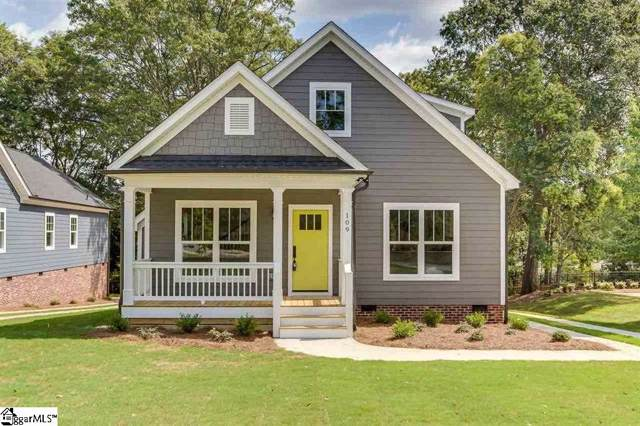 109 W Circle Avenue, Greenville, SC 29607 (#1410346) :: Connie Rice and Partners