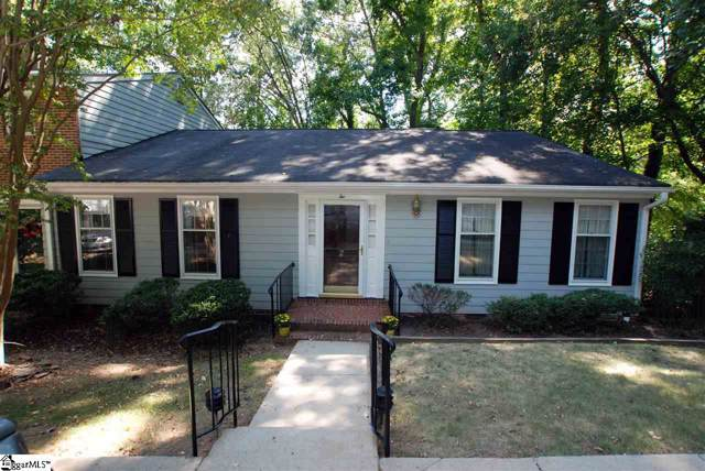 2 Woodberry Place, Spartanburg, SC 29307 (#1410348) :: The Toates Team