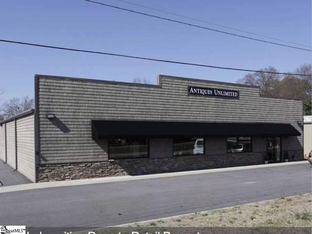 421 Main Street, Simpsonville, SC 29681 (#1410367) :: Hamilton & Co. of Keller Williams Greenville Upstate