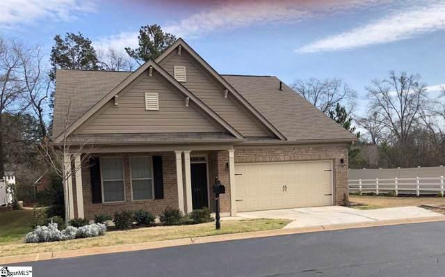 121 Golden Eagle Lane, Anderson, SC 29621 (#1410402) :: Hamilton & Co. of Keller Williams Greenville Upstate