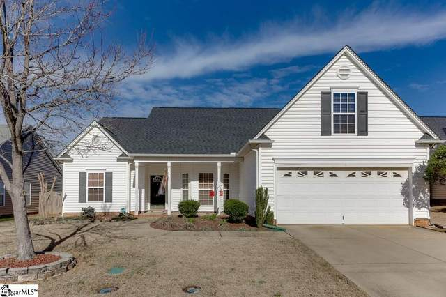 217 Grimes Drive, Simpsonville, SC 29681 (#1410406) :: The Toates Team
