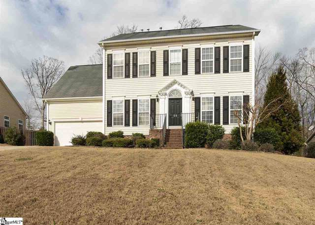 50 Meadow Rose Drive, Travelers Rest, SC 29690 (#1410449) :: The Haro Group of Keller Williams