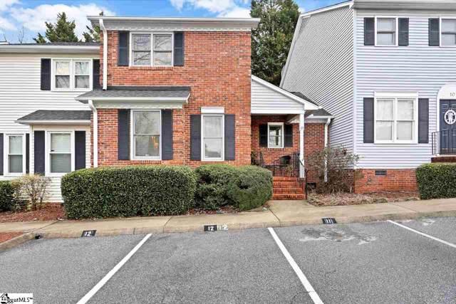 2808 E North Street Unit 11, Greenville, SC 29615 (#1410466) :: Mossy Oak Properties Land and Luxury