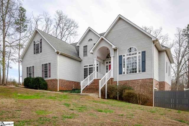 107 Green Ridge Drive, Easley, SC 29642 (#1410479) :: Hamilton & Co. of Keller Williams Greenville Upstate