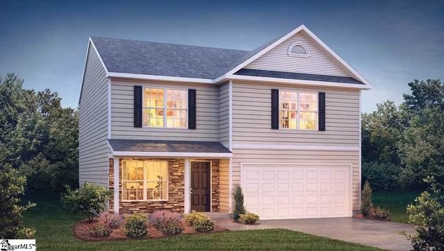 109 Blue Springs Way, Simpsonville, SC 29680 (#1410534) :: Coldwell Banker Caine