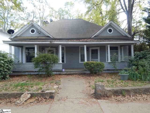 215 W Earle Street, Greenville, SC 29609 (#1410541) :: Parker Group