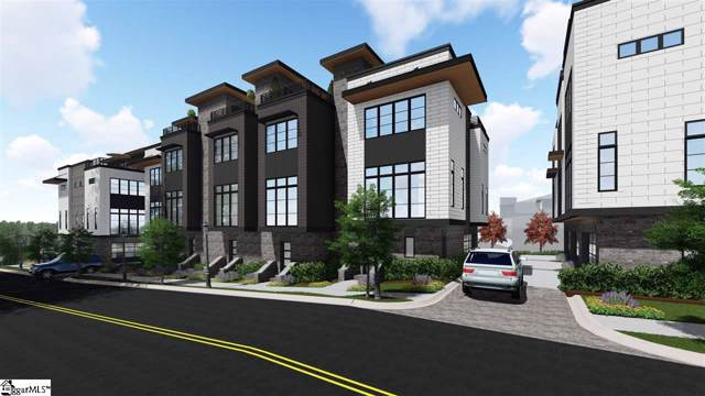 102 Oneal Street Unit B5, Greenville, SC 29601 (#1410584) :: Connie Rice and Partners