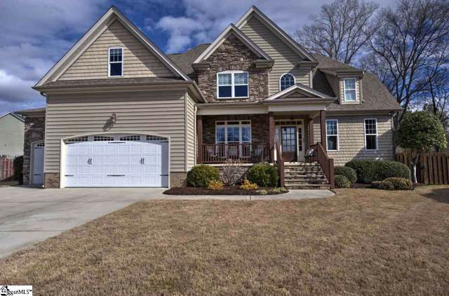 328 Carters Creek Court, Simpsonville, SC 29681 (#1410587) :: Connie Rice and Partners