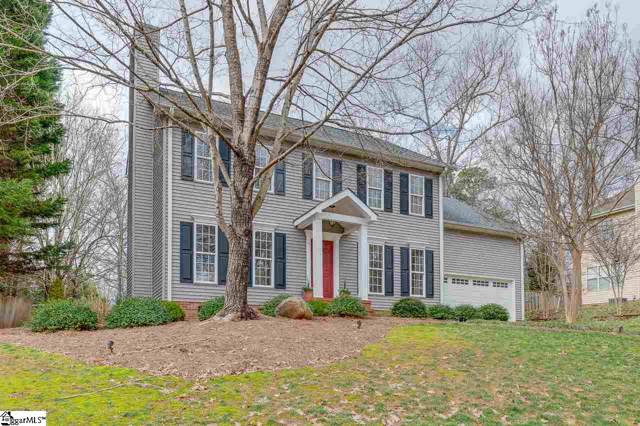 307 Birkenstock Court, Simpsonville, SC 29681 (#1410602) :: Connie Rice and Partners