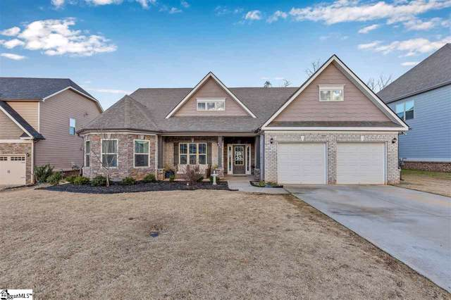 145 Wild Hickory Circle, Easley, SC 29642 (#1410603) :: Connie Rice and Partners
