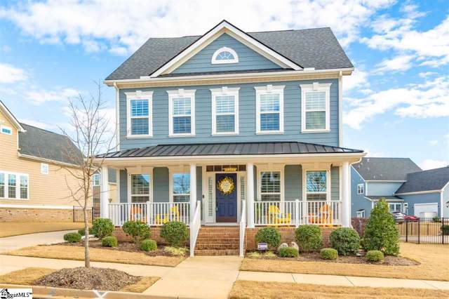314 Algonquin Trail, Greenville, SC 29607 (#1410613) :: The Robby Brady Team