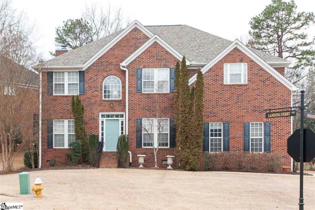 101 Landing Ferry Way, Greer, SC 29650 (#1410647) :: RE/MAX RESULTS