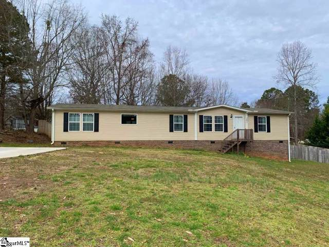 201 Chaparral Way, Easley, SC 29640 (#1410707) :: Coldwell Banker Caine