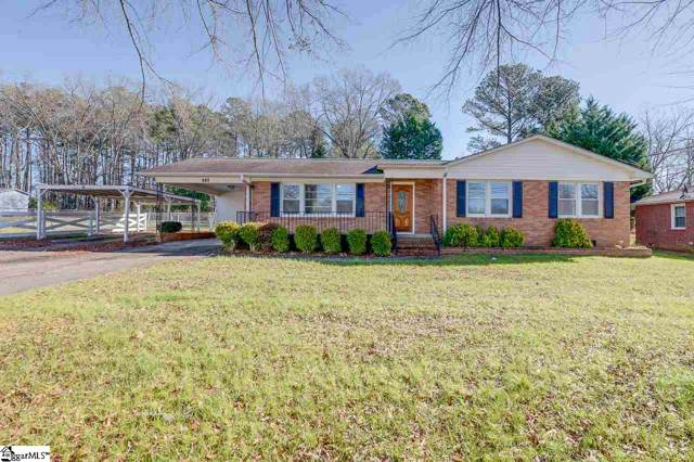 214 Forest Lane, Belton, SC 29627 (#1410746) :: The Haro Group of Keller Williams