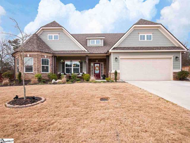 117 Wild Hickory Circle, Easley, SC 29642 (#1410750) :: Connie Rice and Partners