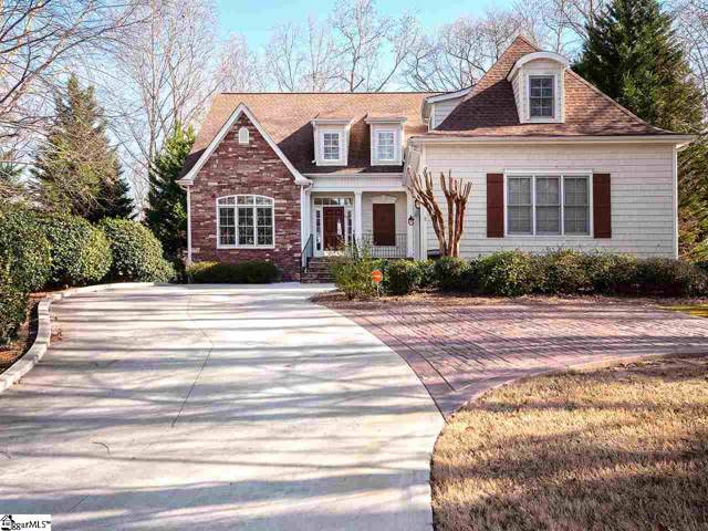 105 Player Way, Simpsonville, SC 29681 (#1410754) :: Hamilton & Co. of Keller Williams Greenville Upstate